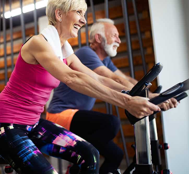 Spinning Class for adults