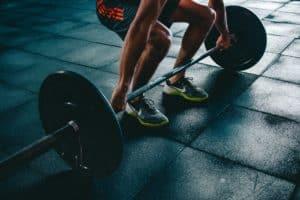 Barbel lifting
